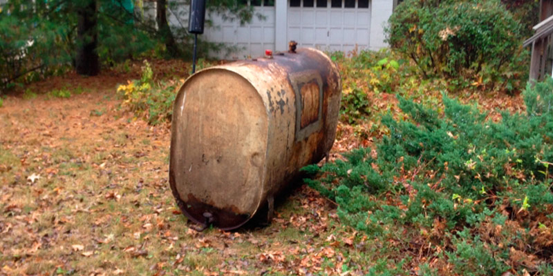 Oil Tank Abandonment Services